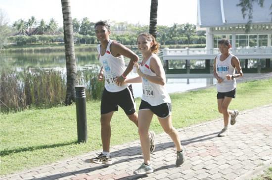Laguna marathon