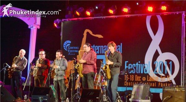 Pure Jazz @ International Jazz Festival 2011