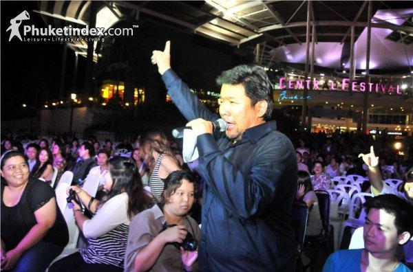 Day–1 : Central Festival Phuket Love Song 2012
