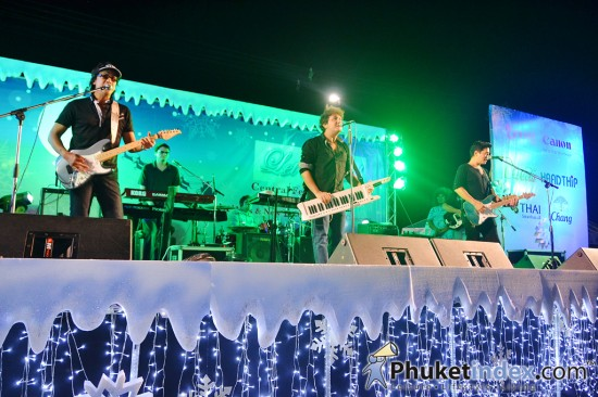 Central Festival Phuket North Pole