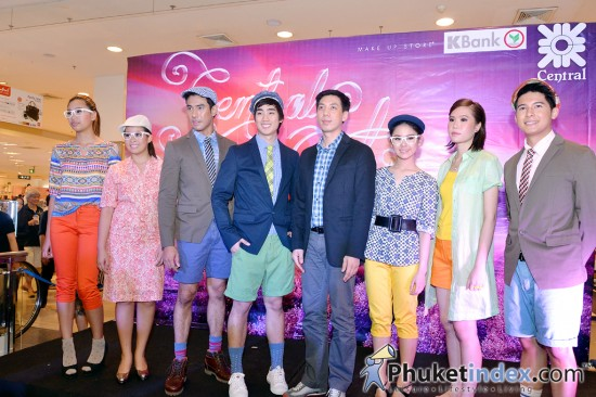 Central Phuket Summer Fest 2013 : Le Style Movement