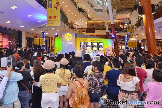 Krungsri Money Festival Phuket