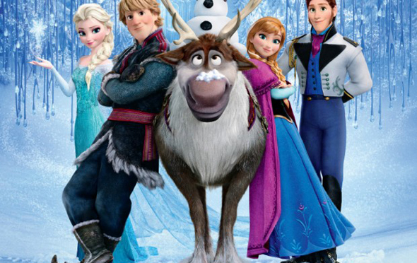Phuket Now Showing : Frozen