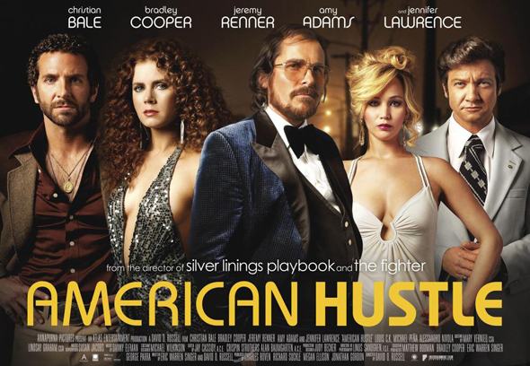 Phuket Now Showing : American Hustle