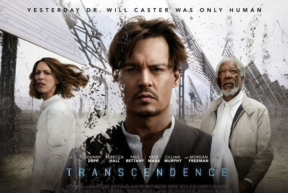 Phuket Now Showing : Transcendence