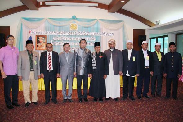 ภูเก็ตสัมมนาบทบาทผู้นำศาสนาอิสลามในบริบทอาเซียน