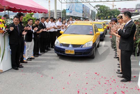 เปิดโครงการแท็กซี่มิเตอร์เสรี ที่ท่าอากาศยานภูเก็ต