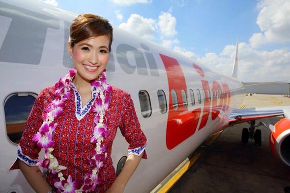 Thai Lion Air เปิดเส้นทางใหม่ ภูเก็ต-ดอนเมือง