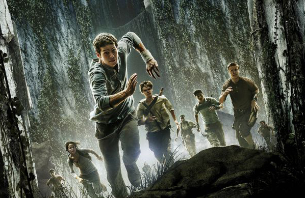 Phuket Now Showing : The Maze Runner