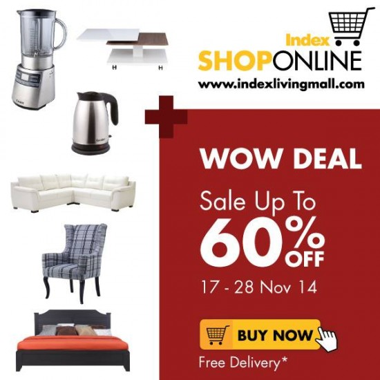 promotion index shop online