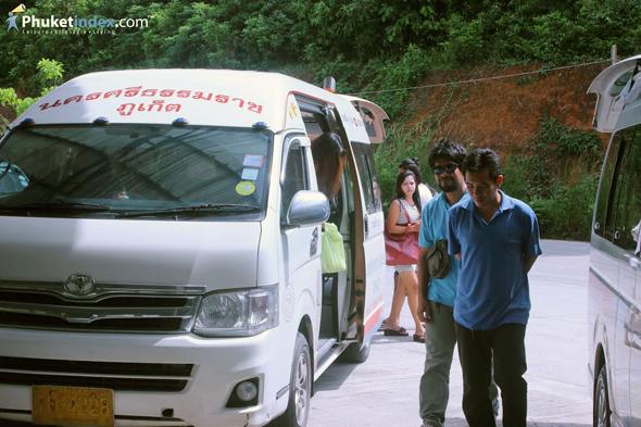 รถตู้โดยสารภูเก็ต ย้ายมาให้บริการที่ บขส.เก่า เริ่ม 15 ธ.ค.นี้