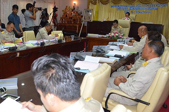 อบจ.ภูเก็ต ประชุมสภาองค์องค์การบริหารส่วนจังหวัดภูเก็ต สมัยสามัญ ประจำปี 2558