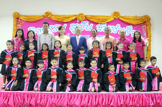 ร.ร. อบจ.บ้านตลาดเหนือ (วันครู 2502) จัดกิจกรรมสู่ฝัน วันสำเร็จ ปีการศึกษา 2557