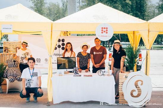 The Attitude Club และ Saturday Serviced Residence จับมือร่วมสนับสนุนกิจกรรมงานแข่งขันจักรยาน  ภายใต้ชื่อ Singha Present The Southern Criterium Phuket 2015