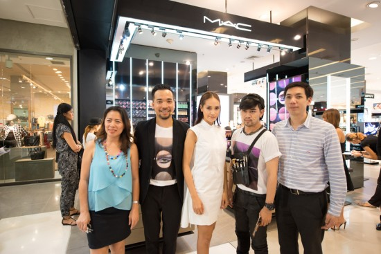07MAC Cosmetics Studio at Central Festival Phuket
