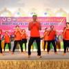 """อบจ.ภูเก็ต สนับสนุนการออกกำลังกายเพื่อสุขภาพ Phuket Healthy Show & Share Line Dance """"ภูเก็ต 1 ตำบล 1 แอโรบิก ปี 2558"""""""