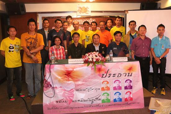 ชมรมแบดมินตัน กับสมาคมกีฬา ภูเก็ต จัด Octopuzzy Phuket Tournament 2015