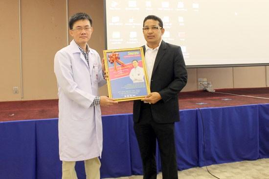 โรงพยาบาลกรุงเทพภูเก็ต ให้การสนับสนุนพื้นที่การจัดงานสัมมนาวิชาการประจำปี