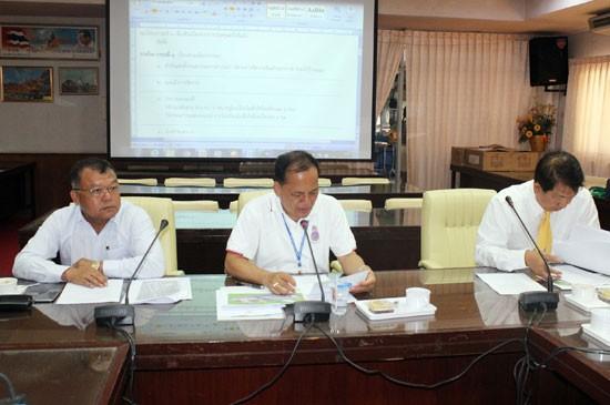 อบจ.ภูเก็ต ประชุมเตรียมความพร้อมการจัดงานวันเด็กแห่งชาติ ประจำปี 2559 ณ บริเวณศาลากลาง จ.ภูเก็ต
