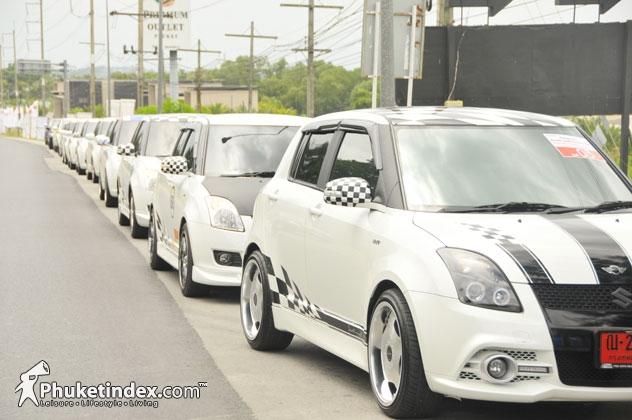 Suzuki Swift Family Day ร่วมใจปันน้ำใจให้น้อง