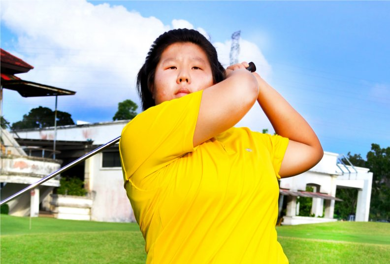 ไหม – จินต์จุฑา ทองตัน ก้านเหล็กเยาวชนภูเก็ต ดีกรีแชมป์ประเทศไทย