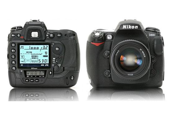 Nikon D800 กล้อง DSLR รุ่นล่าสุดกับสเปคอลังการ!!