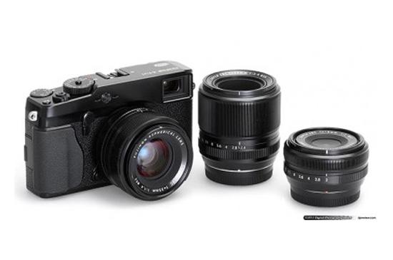 Fujifilm X-Pro 1 กล้อง Mirrorless ตัวแรกจากค่าย Fujifilm