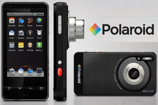 Polaroid SC1630 กล้องดิจิทัลที่ใช้ Android