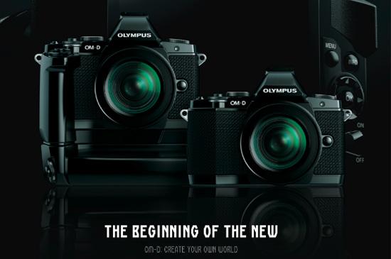 กล้อง Olympus OM-D รุ่น EM-5