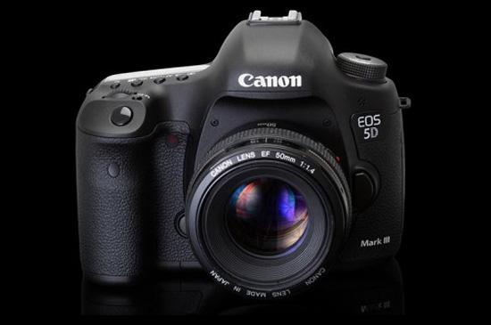 Canon EOS 5D Mark III เปิดตัวเป็นทางการเรียบร้อยแล้ว