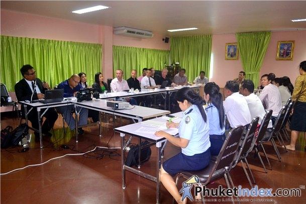 ประชุมเตรียมพร้อมจัดกิจกรรม Go-Eco Phuket ครั้งที่ 2