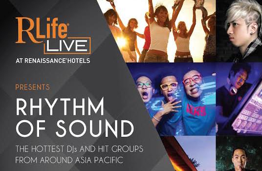 เรเนซองค์ ภูเก็ต นำเสนอปรากฏการณ์ทางดนตรี Rhythm of Sound