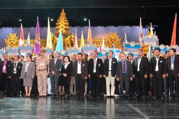 ภูเก็ตเปิดการแข่งขันกีฬาและนันทนาการผู้สูงอายุแห่งประเทศไทย