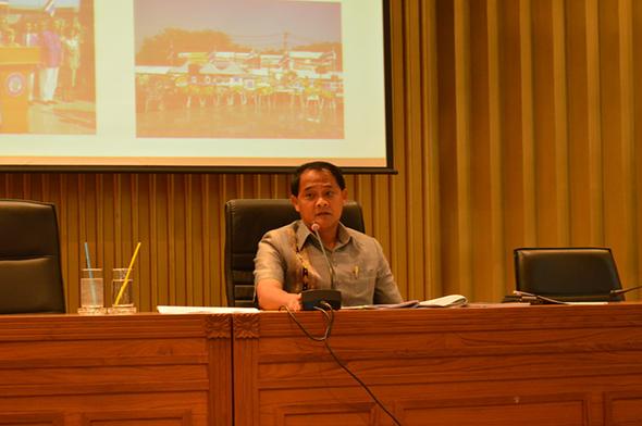 ภูเก็ตประชุมเตรียมความพร้อมจัดงานวัฒนธรรมท้าวเทพกระษัตรี ท้าวศรีสุนทร ประจำปี 2558