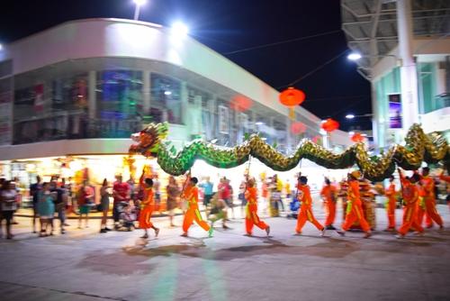 โรงแรม เดอะ กี รีสอร์ท แอนด์ สปา จัดงานเฉลิมฉลองเทศกาลตรุษจีน 2558