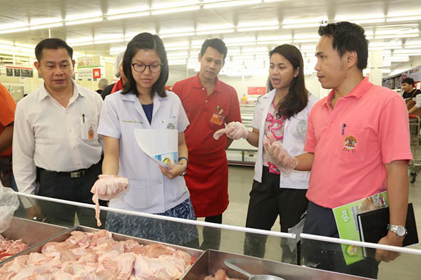 ภูเก็ตตรวจเข้มมาตรฐานการจำหน่ายเนื้อสัตว์และราคาสินค้าช่วงเทศกาลตรุษจีน