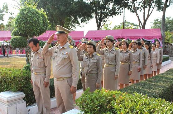 พิธีถวายราชสักการะ รัชกาลที่ 5 ในวันท้องถิ่นไทย