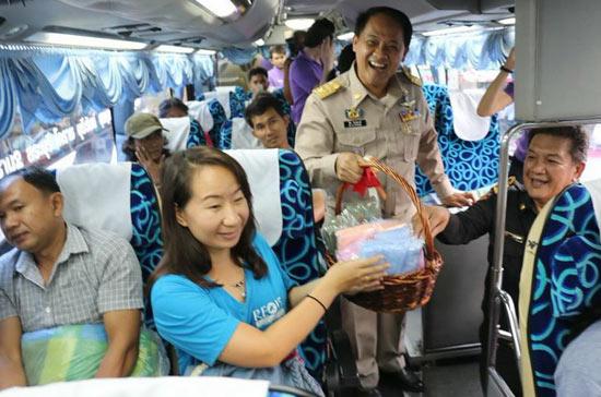ผู้ว่าภูเก็ตพอใจการดำเนินงานสถานีขนส่งผู้โดยสาร