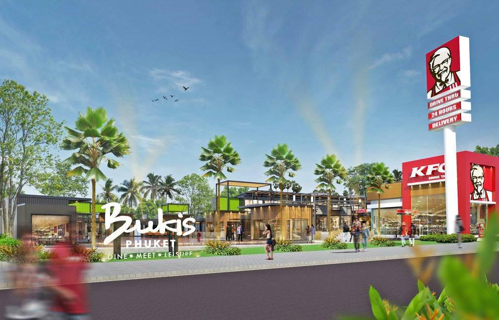 พิธีลงเสาเข็ม Bukis Phuket คอมมูนิตี้มอลล์แห่งใหม่ของจังหวัดภูเก็ต