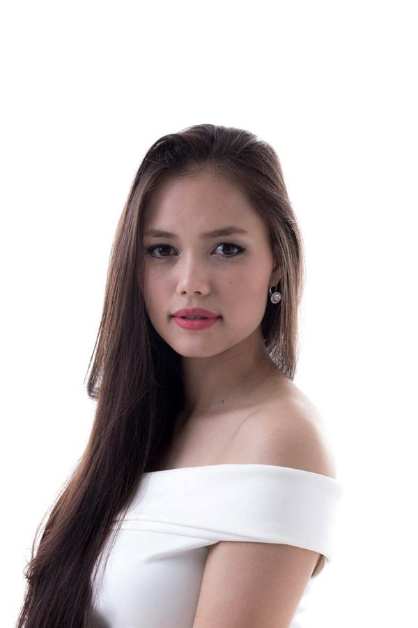 อนัญญา เนลสัน ชาวจังหวัดภูเก็ต ผู้เข้าประกวด Miss Universe Thailand 2015 หมายเลข 34