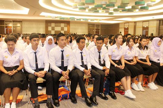 ราชภัฏภูเก็ตจัดปฐมนิเทศ ปีการศึกษา 2558