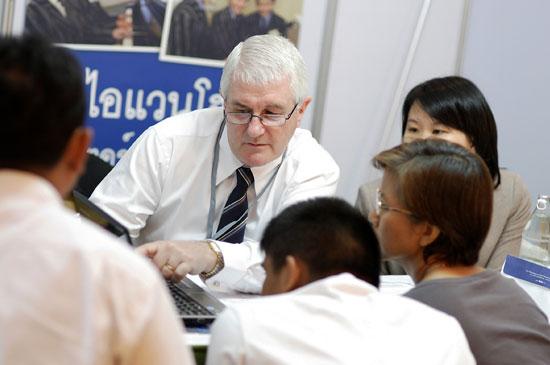 นิทรรศการศึกษาต่อ Australian Boarding and Day School Fair