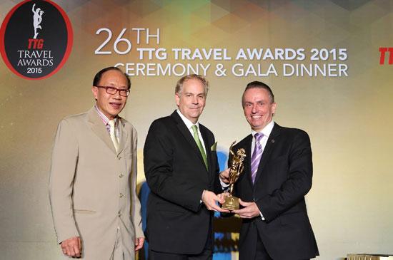 อมารี ภูเก็ต คว้ารางวัล รีสอร์ทริมชายหาด ที่ดีที่สุดในเอเชียแปซิฟิก