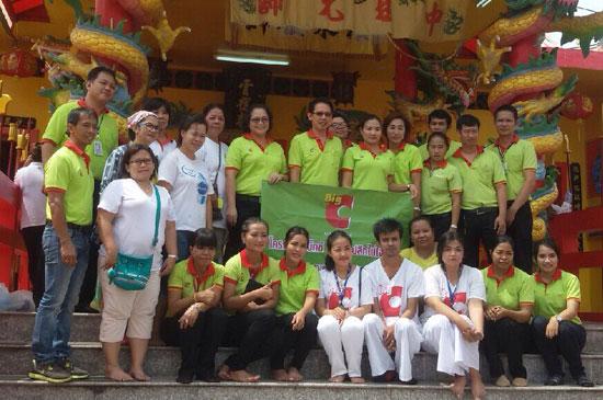 โครงการ บิ๊กซี ห้างค้าปลีกในใจชุมชน 2558