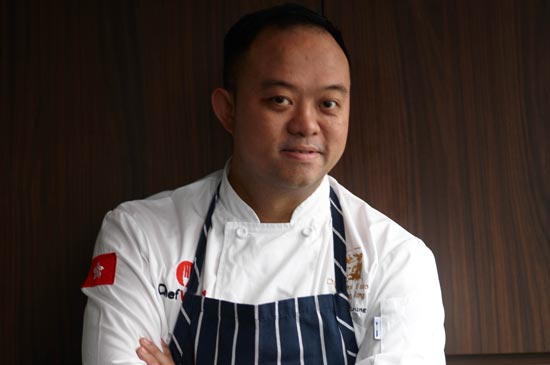 เจดับบลิว ภูเก็ต นำเสนอ อาหารฝรั่งเศส โดย Eddy Leung จากฮ่องกง
