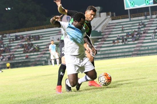 ขุนพลภูเก็ต FC ไล่เจ๊าเคดาห์ FC ยอดทีมจากมาเลเซียอย่างสนุก