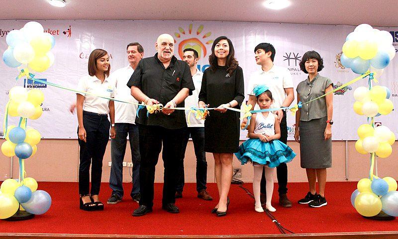 รพ.กรุงเทพภูเก็ต ร่วมกับ สมาคมชาวฝรั่งเศสภูเก็ต จัดงาน Living in Phuket