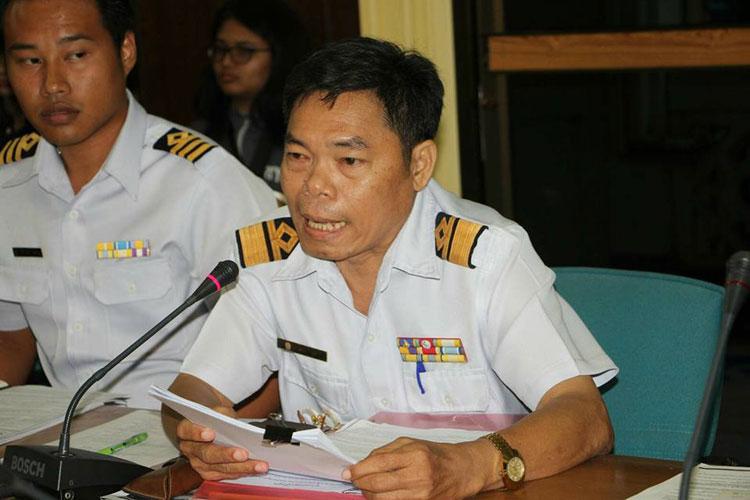 กรมเจ้าท่า ประชาสัมพันธ์ พระราชบัญญัติการเดินเรือในน่านน้ำไทย (ฉบับที่ 17) พ.ศ. 2560 มีผลบังคับใช้ 23 ก.พ. 2560