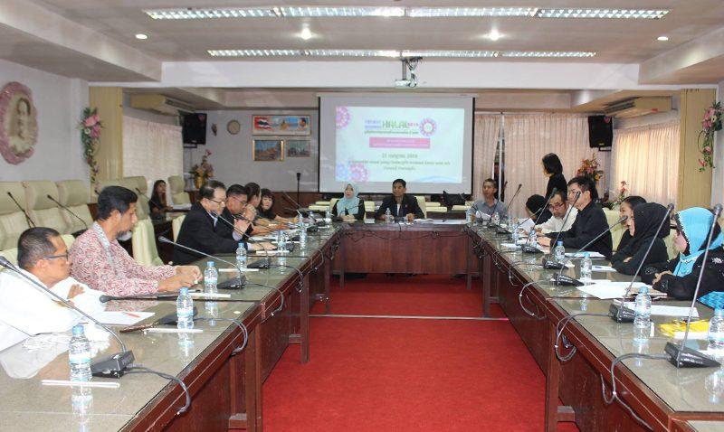 อบจ.ภูเก็ต ประชุมเตรียมความพร้อมการจัดงานอันดามันฮาลาลเพื่อการท่องเที่ยว ประจำปี 2560