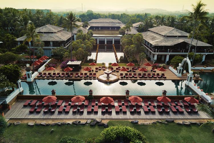 โรงแรมเจดับบลิว แมริออท ภูเก็ต รีสอร์ท แอนด์ สปา คว้ารางวัลชนะเลิศ โรงแรมสุดโปรดในภูมิภาคเอเชีย จากผลโหวตผู้อ่านนิตยสารท่องเที่ยวชื่อดังระดับโลก Conde Nast Traveler Magazine, Indian Edition